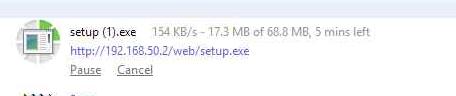 北京-美国MPLS VPN企业专线http下载测试
